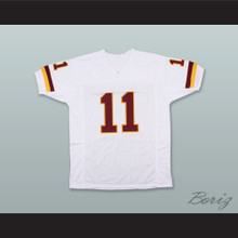 Alex Smith 11 Washington White Football Jersey