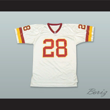 Darrell Green 28 Washington White Football Jersey