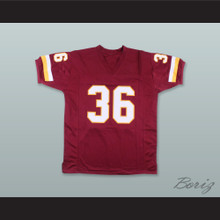 DJ Swearinger 36 Washington Burgundy Football Jersey