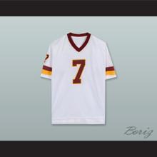 Joe Theismann 7 Washington White Football Jersey