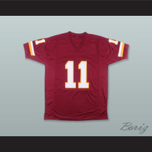 Mark Rypien 11 Washington Burgundy Football Jersey