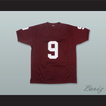Dat Nguyen 9 Texas A&M Aggies Maroon Football Jersey