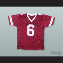 Willie Gay Jr 6 Mississippi State Bulldogs Maroon Football Jersey
