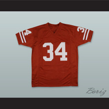 Ricky Williams 34 Texas Longhorns Burnt Orange Football Jersey