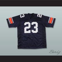 Ronnie Brown 23 Auburn Tigers Navy Blue Football Jersey