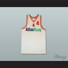 KK FMP Zeleznik Belgrade Serbia White Basketball Jersey