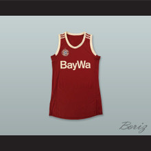 Bayern Munich Red Basketball Jersey