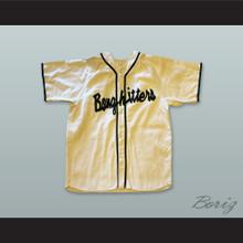 Bonghitters High Times Beige Baseball Jersey