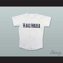 Hagiwara Japan White Baseball Jersey
