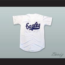Newark Eagles 36 Negro League White Baseball Jersey