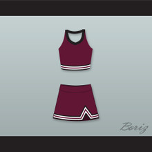 Mystic Falls Timberwolves High School Cheerleader Uniform The Vampire Diaries 3
