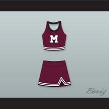 Mystic Falls Timberwolves High School Cheerleader Uniform The Vampire Diaries 4