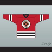 Barts 4 Letterkenny Irish Red Hockey Jersey