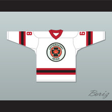 Reilly 68 Letterkenny Irish White Alternate Hockey Jersey