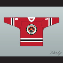 Reilly 68 Letterkenny Irish Red Alternate Hockey Jersey