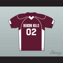 Vernon Boyd 02 Beacon Hills Cyclones Lacrosse Jersey Teen Wolf