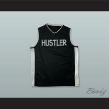 Hustler Black Basketball Jersey