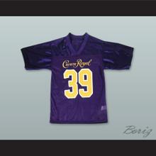 Crown Royal 39 Purple Football Jersey