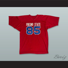 Fresno State 85 Red Football Jersey