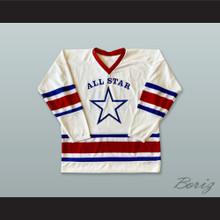 All Star 18 White Hockey Jersey