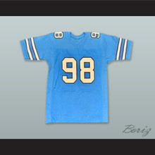 Lawrence Taylor 98 North Carolina Tar Heels Football Jersey