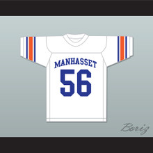 Jim Brown 56 Manhasset High School Indians Lacrosse Jersey