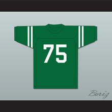 Deacon Jones 75 Mississippi Valley State Delta Devils Green Football Jersey 1