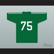 Deacon Jones 75 Mississippi Valley State Delta Devils Green Football Jersey 2
