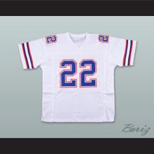 Emmitt Smith 22 Florida Gators White Football Jersey