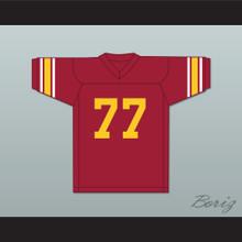 Anthony Munoz 77 USC Trojans Red Football Jersey