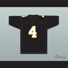 Brett Favre 4 Southern Miss Golden Eagles Black Football Jersey