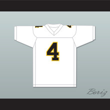 Brett Favre 4 Southern Miss Golden Eagles White Football Jersey