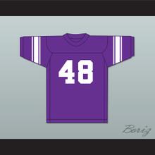 Otto Graham 48 Northwestern Wildcats Purple Football Jersey
