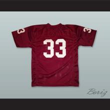 Sammy Baugh 33 Washington Burgundy Football Jersey
