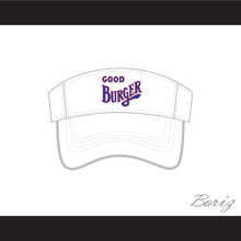 Good Burger White Baseball Visor Hat 1