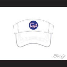 Good Burger White Baseball Visor Hat 2