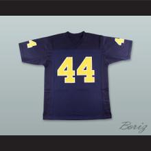 Tony Gonzalez 44 California Golden Bears Navy Blue Football Jersey