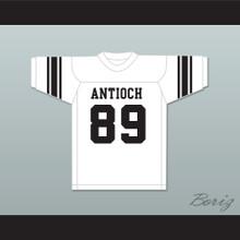Gino Marchetti 89 Antioch High School Panthers White Football Jersey