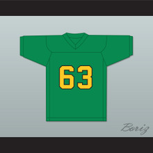Mike Singletary 63 Worthing High School Colts Kelly Green Football Jersey 1