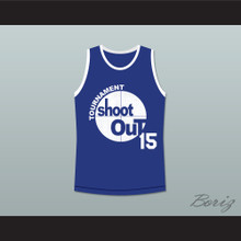 Thomas Shepard 15 Tournament Shoot Out Bombers Basketball Jersey Above The Rim