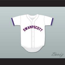 El Presidente 25 Swampscott High School White Baseball Jersey