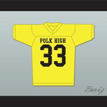 Al Bundy Polk High Football Jersey Married With Children Ed O' Neill Yellow