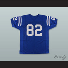 Raymond Berry 82 Baltimore Colts Blue Football Jersey