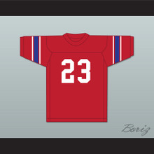 Lance Alworth 23 Brookhaven High School Mississippi Red Football Jersey 1