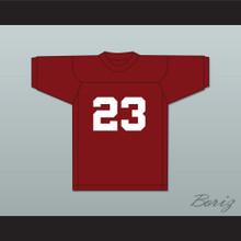 Lance Alworth 23 Arkansas Razorbacks Maroon Football Jersey