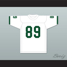 Ted Hendricks 89 Miami Hurricanes White Football Jersey