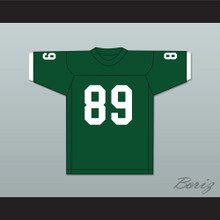 Ted Hendricks 89 Miami Hurricanes Green Football Jersey