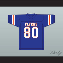 Kellen Winslow Sr 80 East St. Louis Senior High School Flyers Blue Football Jersey 2