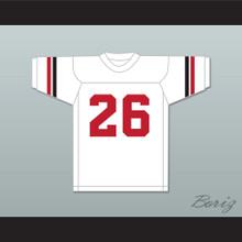 Herb Adderley 26 Northeast High School Vikings White Football Jersey 1