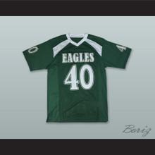 Von Miller 40 DeSoto High School Eagles Green Football Jersey